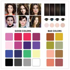 Image result for purple hair color for a greenish hazel eyed, cool spring toned