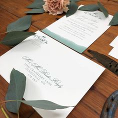 """Write It Out Loud's Instagram photo: """"Sure the invitation is an important part of your wedding but it's the envelope that they see first.  #weddingstationery #invitationenvelope…"""" Wedding Stationery, Wedding Invitations, Invitation Envelopes, Out Loud, Writing, Instagram, Wedding Invitation Cards, Being A Writer, Wedding Invitation"""