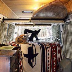 Dirtbag Darling Sprinter Van