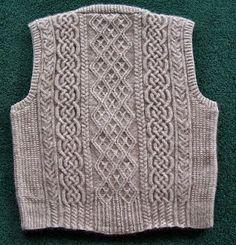 Aran pattern
