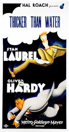 This fine art giclee print is based on an original work entitled Thicker Than Water, 1935 by US Movie Poster. Active from around 1900 onwards,the artist is noted for their art deco works