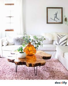 Minimalist living room will always be a trend in our time especially of houses specifically in our home living room interior. Home Decor Trends, Diy Home Decor, Home Living Room, Living Room Decor, Apartment Living, Diy Casa, Decoration Inspiration, Decor Ideas, Room Ideas