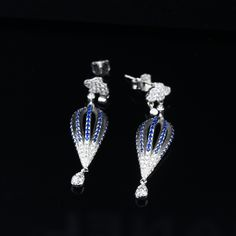 TMYE Hot sell Silver Stars Earrings for woman three-dimensional Earrings Are Selling Jewelry All-match Stereoscopic