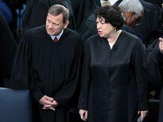 Supreme Court skeptical of patent on Breast Cancer Gene.