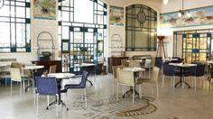 Bibendum Restaurant, South Kensington, London - favourite restaurant