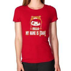 HELLO MY NAME IS DAN Women's T-Shirt