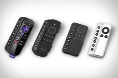 Sideclick: Slimmed down remotes for cord-cutters (sadly, via Kickstarter)