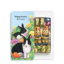 Spring Bunnies Box (7.5 oz.) Puppy Box, Easter Candy, Happy Easter, Bunny, Puppies, See's Candies, Spring, Gifts, Holidays