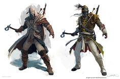 Art of Remko Troost on Behance  #game #character #illustration