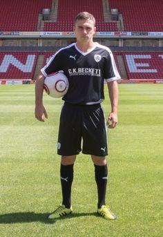 New Barnsley Away Shirt Barnsley FC Puma Black Jersey 1739df0e6