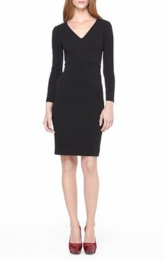 Kasia Dress - Theory Dresses -- thinking this could fit into my wardrobe ...
