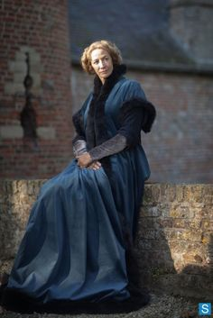 Janet McTeer aka Jacquetta Woodville. ep 1.04