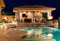 Fresh Swim Up Pool Bar Residential