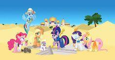 Resultado de imagen para my little pony humanas