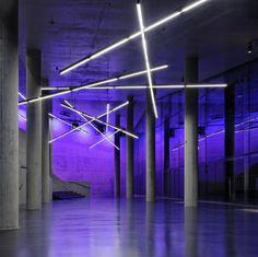 Proyecto Iluminación: Small Olympic Hall / Pfarré Lighting Design (2)