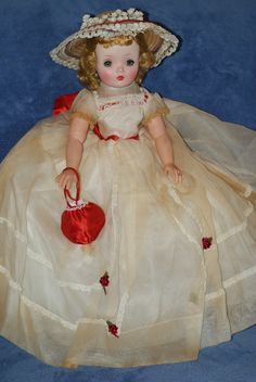 "Vintage 20"" Madame Alexander Cissy Doll from ""Child's Dream Come True Series"" 