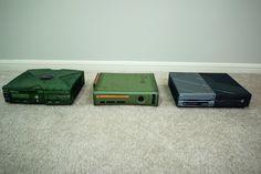 3 Generations of Halo - http://ift.tt/2ojva6L