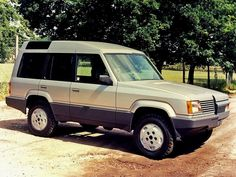 The cars : Land Rover Discovery
