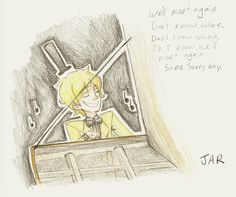 it had to be done, and no one else was doing it so here. take my terrible art. bill cipher playing the piano. human!bill. we'll meet again. don't know where, don't know when, oh i know we'll meet again. #myJARart