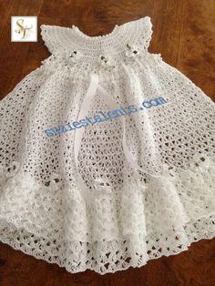 AÑO NUEVO ESPECIAL vestido del bebé hecho a mano por SuziesTalents