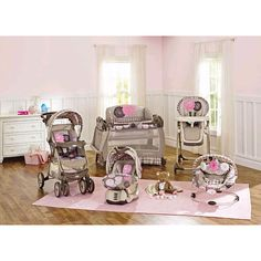 Graco Ally Collection Baby Gear Bundle Like Only The
