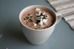 How To make Your Own Hot Chocolate/Cocoa Mix.... this would be great to put into mason jars and keep in the pantry....(this is good... I now have a canister devoted to my hot cocoa mix...)