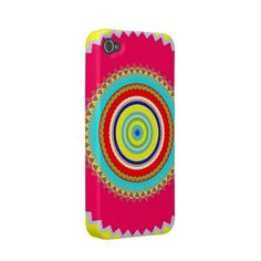 Abstract iphone 4 cases by #In_case