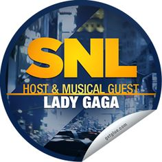 Saturday Night Live: Lady Gaga