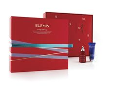 12 Days of Beauty from The Gift of Elemis Collection.