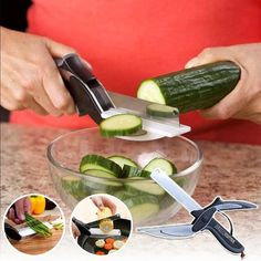 Cool Gadgets To Buy, Cool Kitchen Gadgets, Kitchen Hacks, Cool Kitchens, Kitchen Items, Kitchen Tools, Cooking Gadgets, Cooking Tools, Cooking Recipes