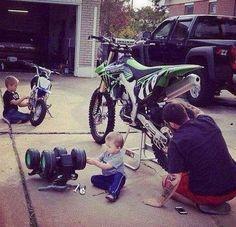 De génération en génération...