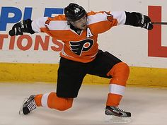 Danny Briere has recorded 106 points in 104 career playoff games.
