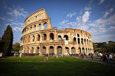 Colosseum - Rome, IT - c.72 - Ancient Roman -