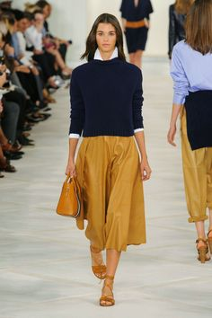 Ralph Lauren - Spring 2016 RTW - The Cut