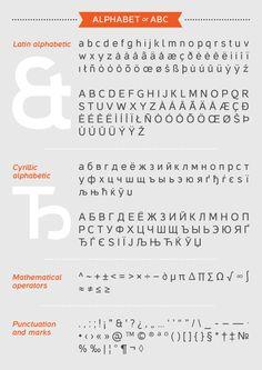 Casper  Typeface by Michael Chereda, via Behance