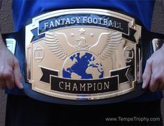 Custom Gifts Made Easy by Engravablez Fantasy Football Champion, Some Fun, Customized Gifts, Make It Simple, Wrestling, Wellness, Belt, Awesome, Sports