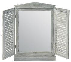 miroir fen tre vert d 39 eau petit mod le d co pinterest