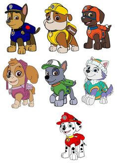 This item is unavailable Zuma Paw Patrol, Paw Patrol Party, Paw Patrol Birthday, Baby Birthday, Paw Patrol Clipart, Paw Patrol Cartoon, Escudo Paw Patrol, Personajes Paw Patrol, Silhouette Cameo Projects