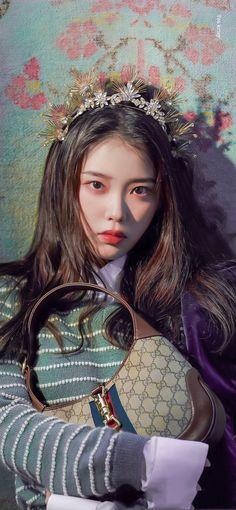Korean Actresses, Korean Actors, Kpop Girl Groups, Kpop Girls, K Pop, Taehyung Photoshoot, Cute Korean Girl, Bobby Brown Stranger Things, Iu Fashion