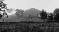 Hill Cumorah without trees