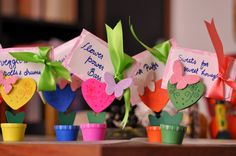 Flower Bday ( Food Labels)