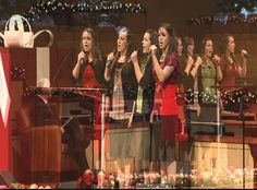 Isn't it Amazing by The Harven Sisters from West Coast Baptist College  they sound really good together.   And the one with the pinkish shirt sang in Angela's group last summer!!