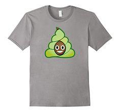 $18.99 Avocado Emoji Poop Shirt ~ Avocado Poops Funny Graphic Tee Small Slate Emoji Poop Funny T-shirts http://www.amazon.com/dp/B01DCQDAY6/ref=cm_sw_r_pi_dp_xVY8wb09GVZGB