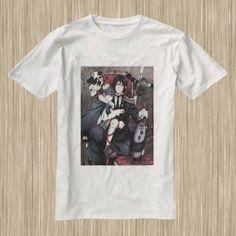 Black Butler 10W #Black Butler  #Anime #Tshirt