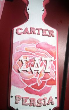 sorority paddles on pinterest sorority paddles paddles and greek