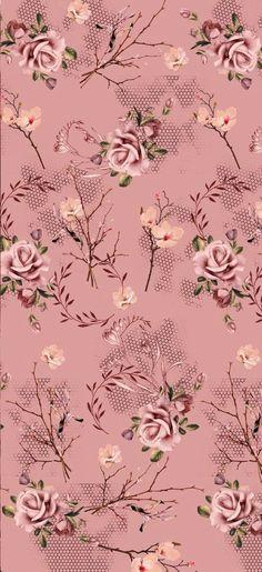 Pink Queen Wallpaper, Fall Wallpaper, Fabric Wallpaper, Pattern Wallpaper, Wallpaper Backgrounds, Wallpaper Iphone Disney, Cellphone Wallpaper, Pretty Wallpapers, Color Of Life