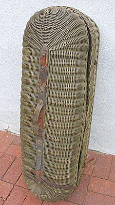 Antique Victorian Basket
