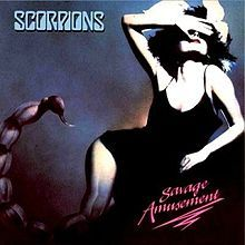 Scorpions/Savage Amusement - Released	April 16, 1988. (I saw them for this tour on Saturday, July 16, 1988 at Giants Stadium, San Francisco, CA.)