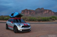 As the sun sets on one adventure, the MINI John Cooper Works Countryman will have you looking ahead to the next.