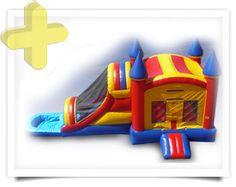 Slip n Slides / Water Slides | Cypress Party Rentals